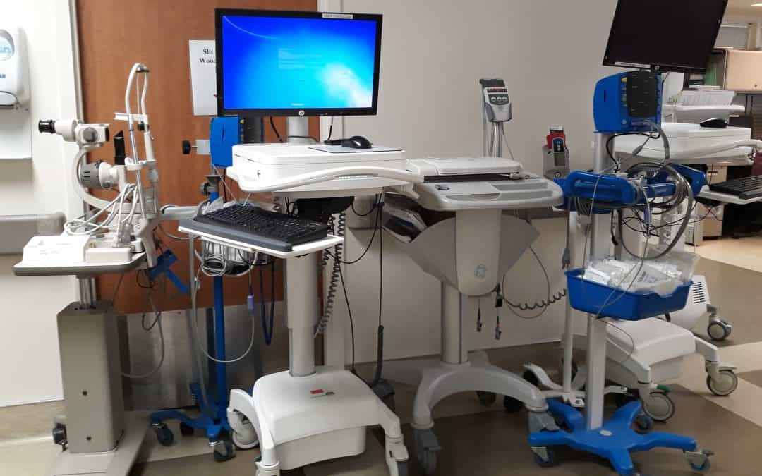 Emergency Power Installations for Hospitals